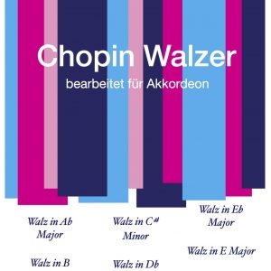 Chopin Walzer Akkordeon